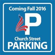 Church Street Parking Logo