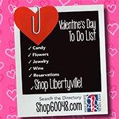 Valentine's Day to-do list