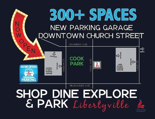 New Parking Image