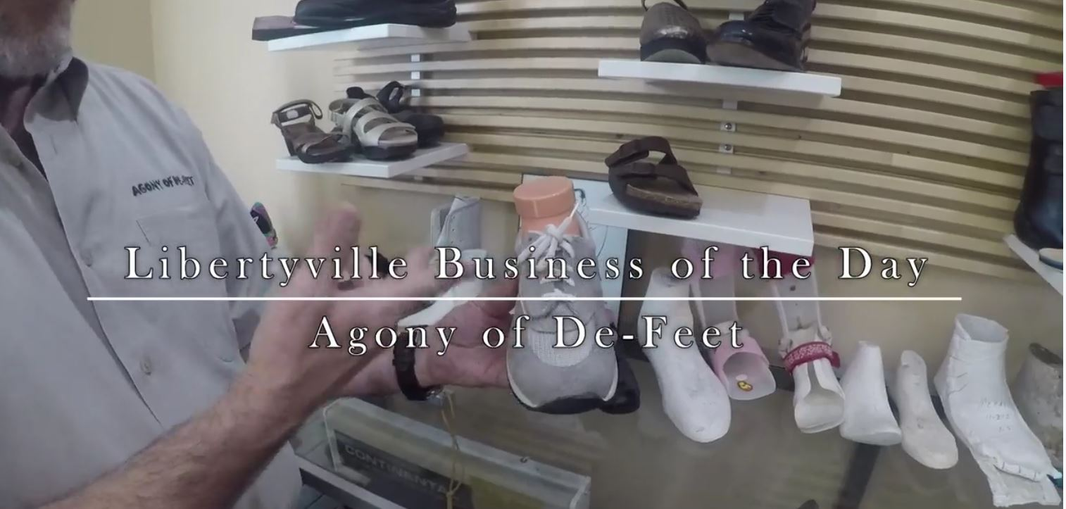 Agony of De-Feet