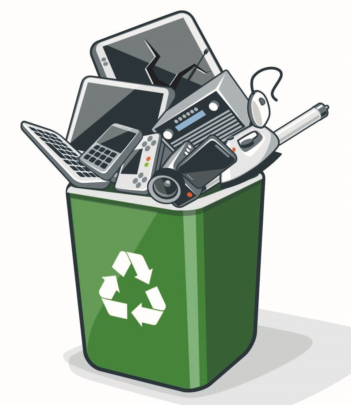 image - electronics recycling