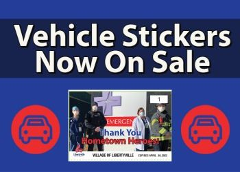 Vehicle Sticker