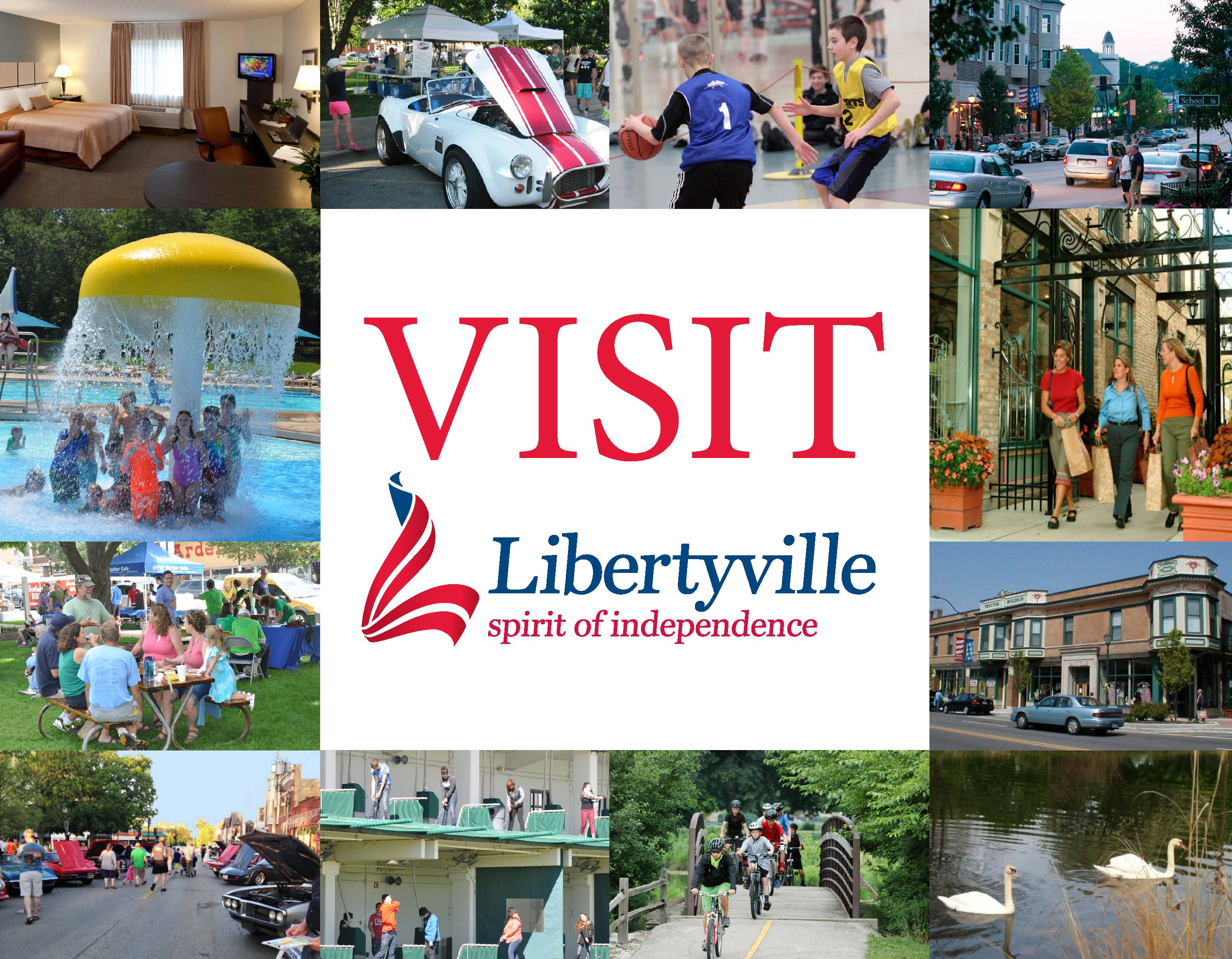Visit Libertyville Video