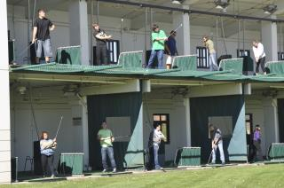Driving Range double decker