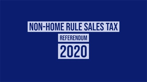 non-home rule sales tax